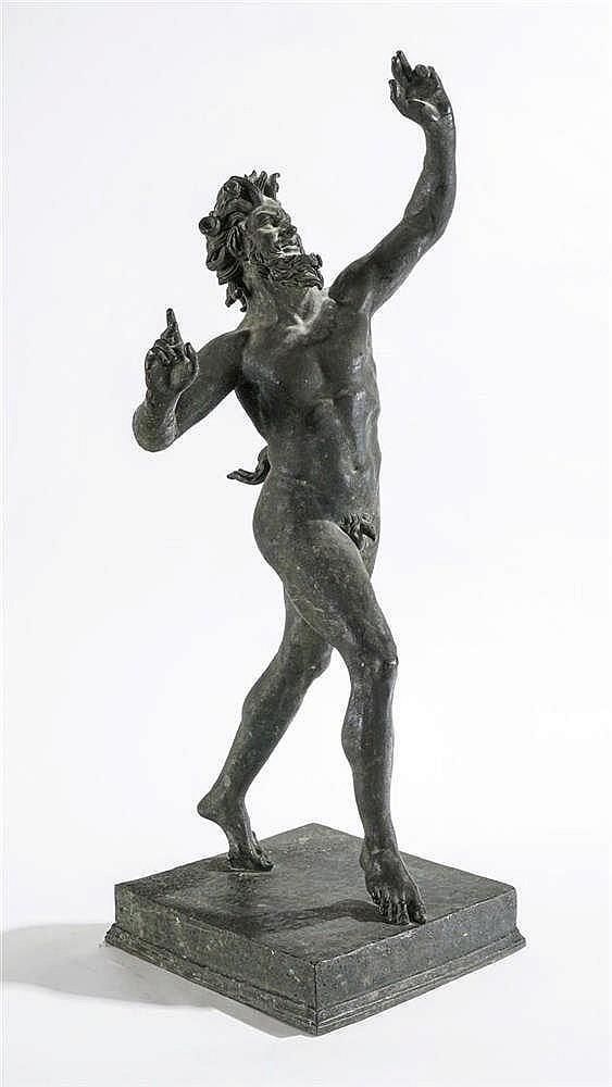 Faune de Pompei, d'après l'antique