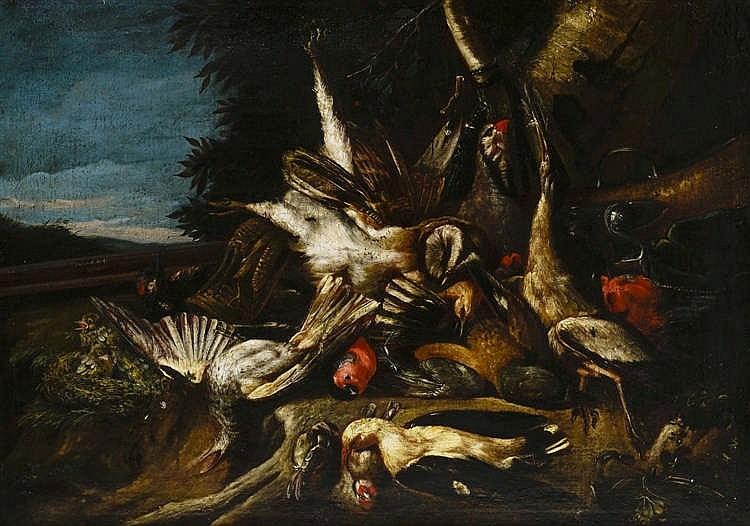 Attribué à Giorgio Duranti (1683-1768)