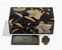 Suzuri Bako (écritoire), Japon, époque Edo (1603-1868)