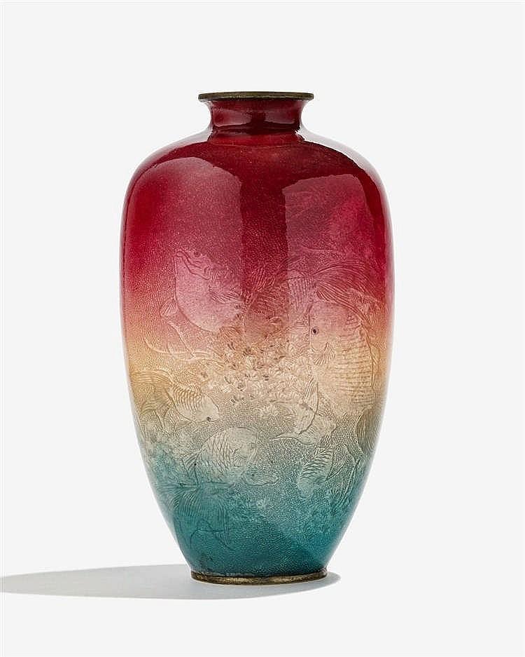 Vase, Japon, époque Meiji (1868-1912)