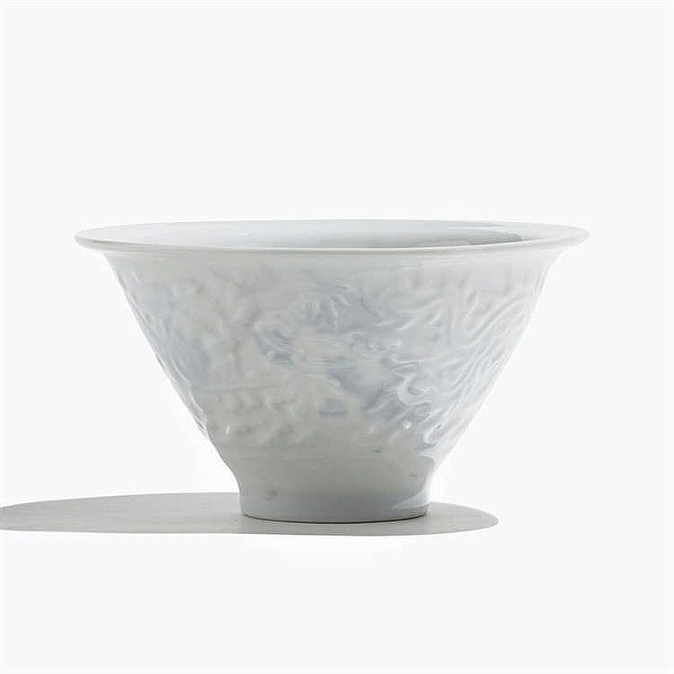 Coupe, Chine, dynastie Qing (1644-1912)