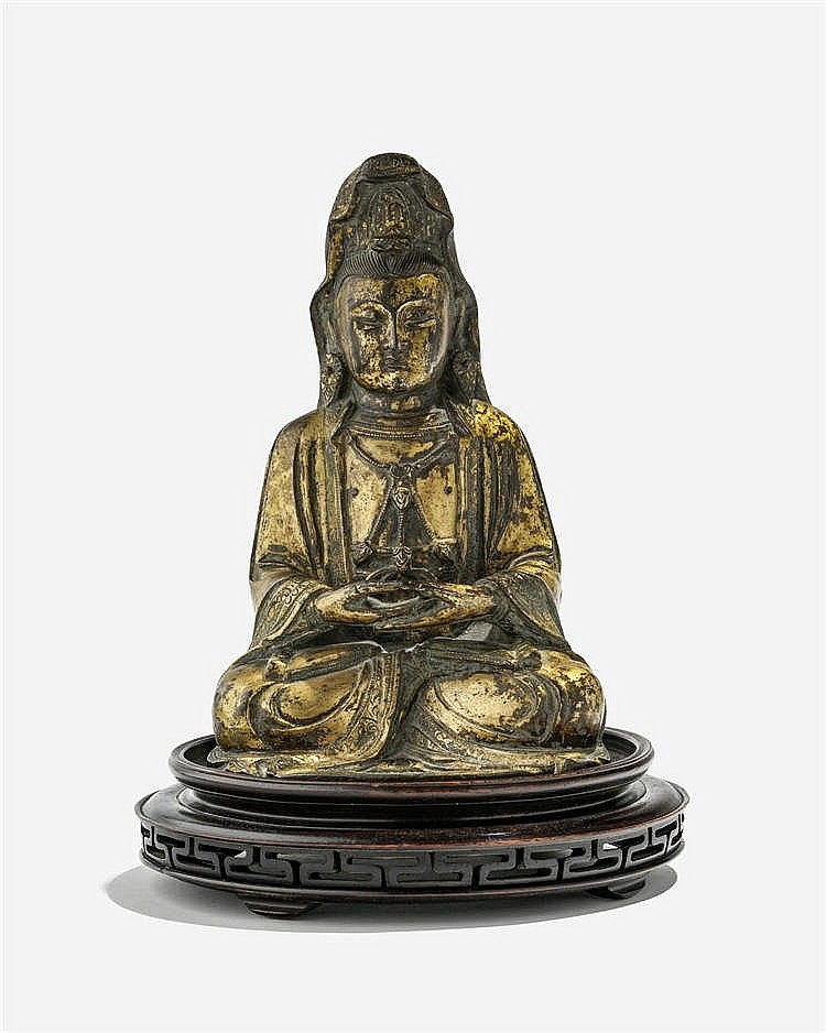 Bouddha, Chine, dynastie Ming (1368-1644)