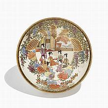 Bol Satsuma, Japon, époque Meiji (1868-1912)