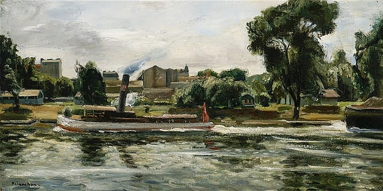 Maurice Brianchon (1899-1979)
