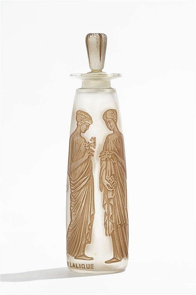 Flacon à parfum signé R.Lalique