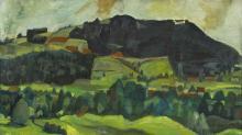 Kuhn Friedrich, 1926-1972, Gurten/Landschaft