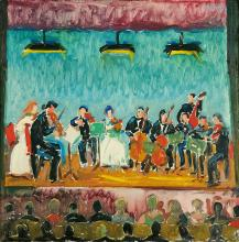 Pedretti Turo, 1896-1964, Die Festival Strings Lucerne