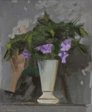 Chavaz Albert, 1907-1990, Le bouquet bleu