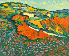 Ropélé Walter, 1934, In der Provence