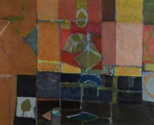 Früh Eugen, 1914-1975, La Feuille
