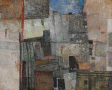 Guignard Roland, 1917-2004, In Tarent