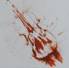 "Arman Fernandez, 1928-2005, Colère de violon, from ""Ars viva edition N.R."""