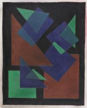 Eemans Marcel Marc, 1907-1998, Abstract Composition