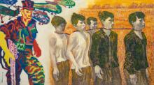 Camenisch Paul, 1893-1970, Vietnam