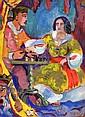 Cingria Alexandre: Portfolio. La Tempête de, Alexandre Albert Joseph Casimir Cingria, Click for value