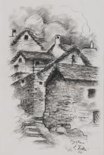Taddei Luigi, 1898-1992, Vogogno, 1975