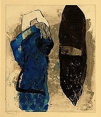 Sieverding Hans - Berning I, 1995