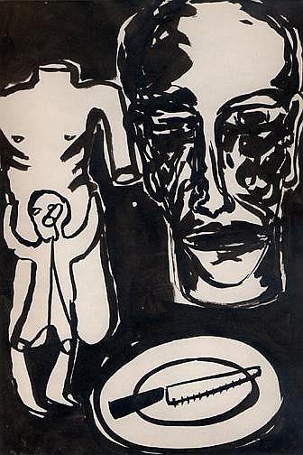 Müller Josef Felix - Untitled, 1983