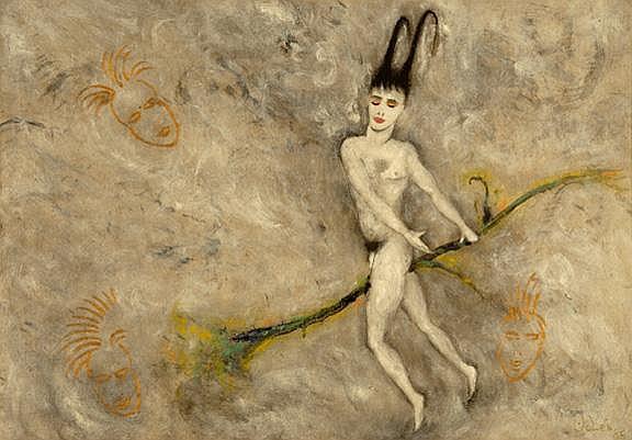 Ucles Josep - La dansa de l'arbre, 1986