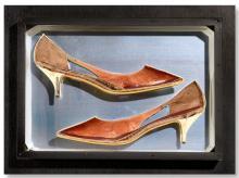 Arman Fernandez, 1928-2005, Chaussure decoupée