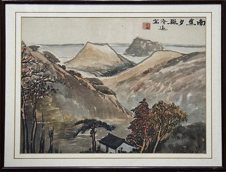 Sunset (1893 – 1975)