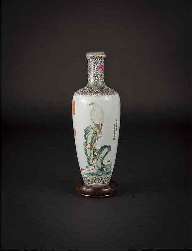 Castiglione Amphora with Fowl