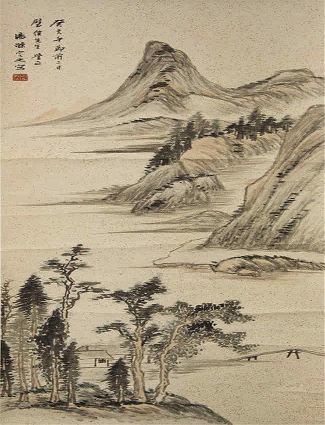 Tang Dingzhi (1878 – 1948)
