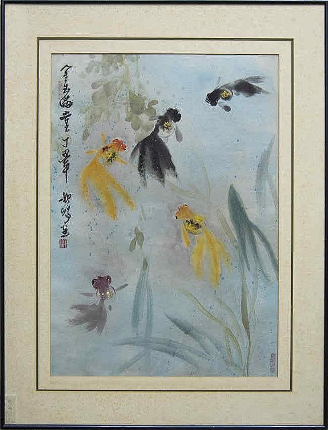 Chen Qinci (b. 1943)