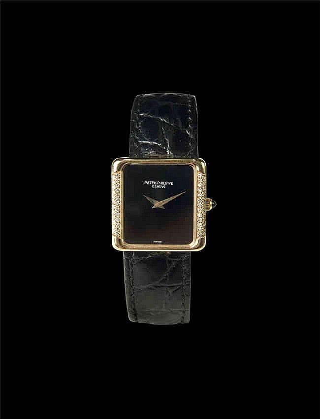 Patek Philippe women's watch, ref. 4311
