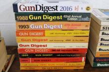 Gun Digest Several Volums