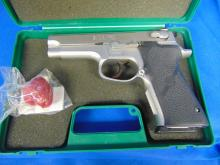 Smith and Wesson Automatic Pistol 9MM