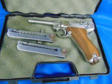 Luger Automatic Pistol, American Eagle 9MM