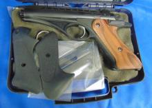 Whitney Automatic Pistol Olympic Arms .22 LR