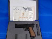 Browning Automatic Pistol Model 511,  9MM, Belgian