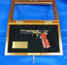 Browning Semi-Automatic Pistol, 9MM