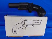 Leinad Single Shot Pistol, Mod. D, 45