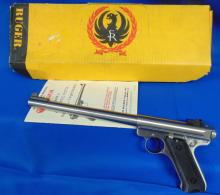 Ruger Automatic Pistol, Mark II Target, .22LR