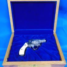 Smith & Wesson Pistol Revolver Mod 60, 38 Spec
