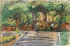 ZYGMUNT SCHRETTER Hand Signed Pastel Polish, Zygmunt Schretter, Click for value