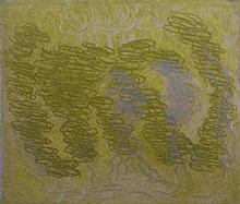 JEAN FAUTRIER Hand Signed Etching 1927 French Abstract RARE