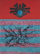 JIMMY ERNST Litho Surrealism American Art