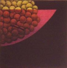 YOZO HAMAGUCHI Original Hand Signed Mezzotint Japanese Still Life 1978
