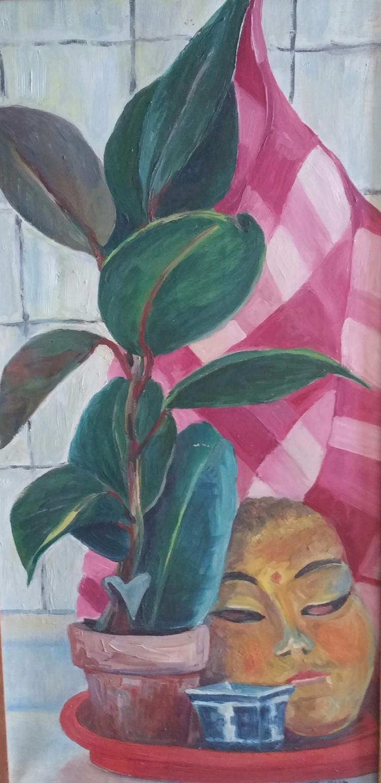 EMER-RADT Signed Painting French German Polish Ecole de Paris
