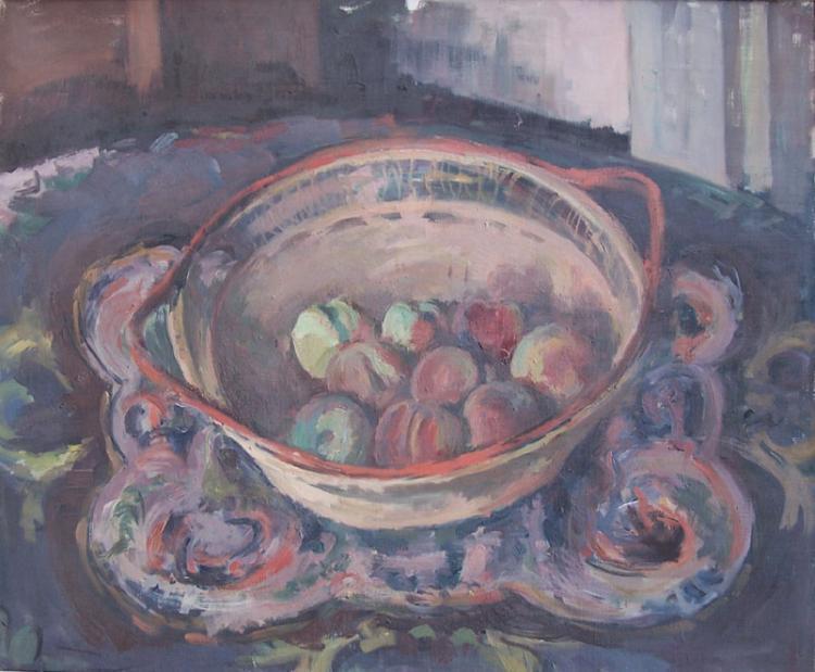 ADOLPHE MILICH Painting Polish Art Ecole de Paris 1937