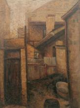 DEZSO KOENIG Signed Oil Painting Hungarian South African Art