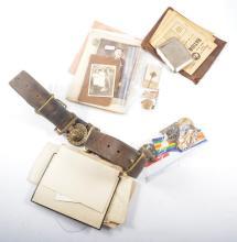 Of Military Interest - Medals and ephemera relating to 8859 Private John Sp
