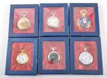 ''The Pocket Watch Collection'', nineteen quartz reproduction pocket watche
