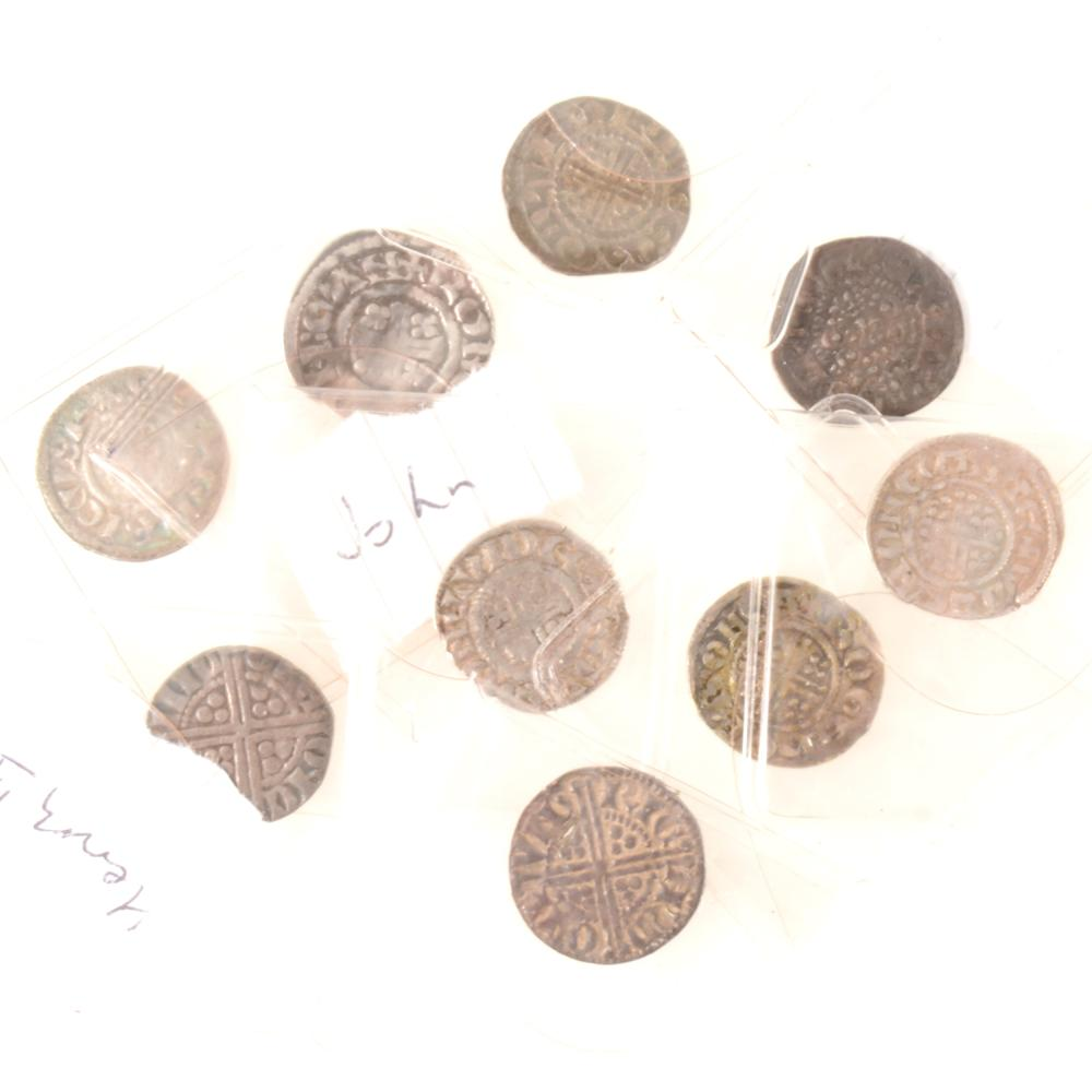 King John Silver Penny Five Other Short Cross Silver Pennie,Learn How To Crochet Left Handed