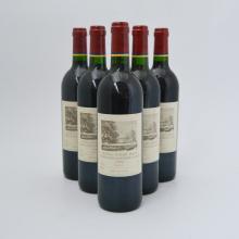 Ch Duhart-Millon, Domaines Barons de Rothschild, Pauillac, 1995 (5 bottles)