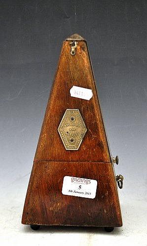 Maelzel Metronome.